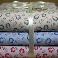 Kit de tecidos nacionais, cortados em meio metro cada