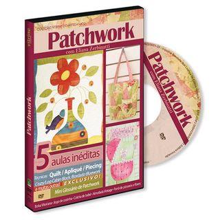 DVD Patchwork com Eliana Zerbinatti
