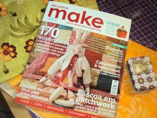 Revista Make de Páscoa