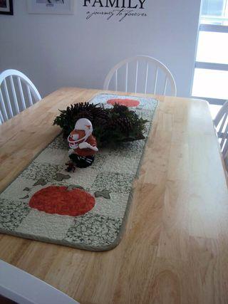 Mesa da Tia Lili
