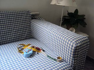 Sofá da Tia Lili