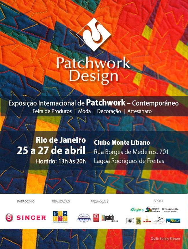 Rio Patchwork Design 2013